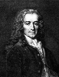 Voltaire...