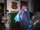 Allanan e introducen armamento en casa de Machis Mapuche en el lof Roble-Carimallin