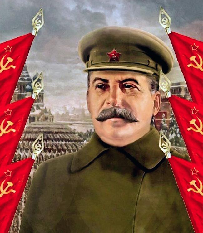 Stalin en su context...