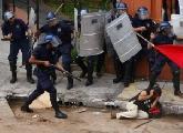 Salta: dirigente social Apareci� brutalmente golpeado