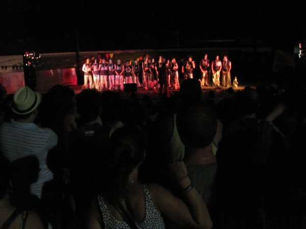 Carnaval Club El Federal