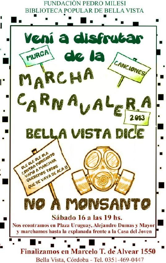 Marcha Carnavalera  ...