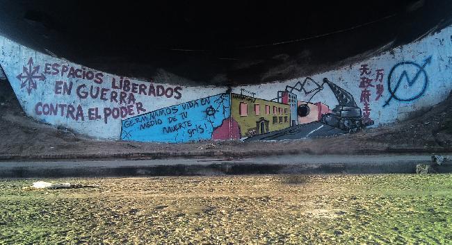 Pintadas solidarias ...