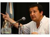 Solidaridad con el periodista Carlos del Frade