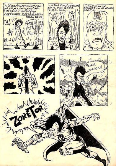 comics...