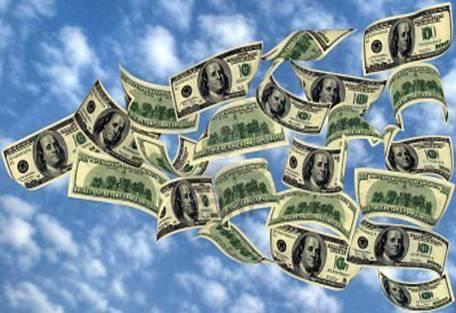 El dinero ilícito qu...
