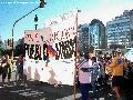 Marcharon ayer contra la represi�n y la libertad de los presos pol�ticos