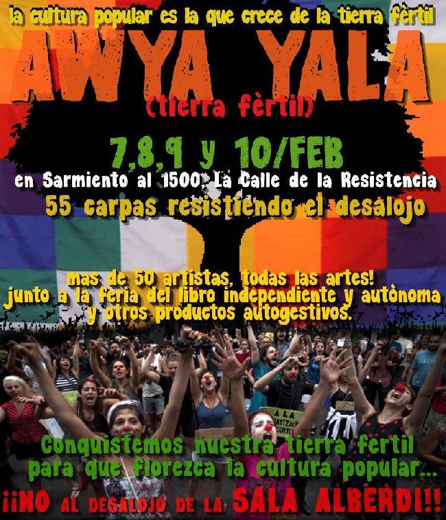 Festival Awya Yala (...