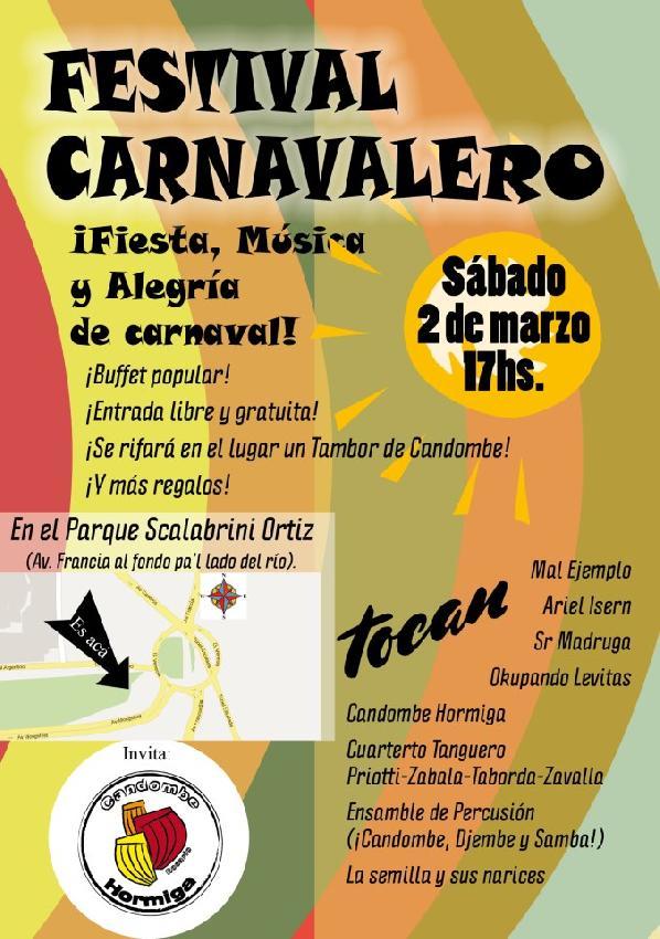 Festival Carnavalero...