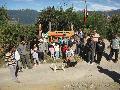 El municipio y la comunidad enfrentados por un nuevo camping Mapuche