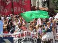 Amplia convocatoria contra la propuesta salarial del Gobierno provincial