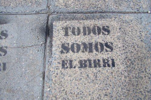 El Birri: Por 100 a�...