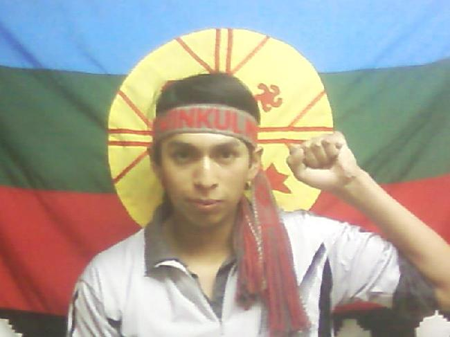 Weichafe Mapuche Eri...