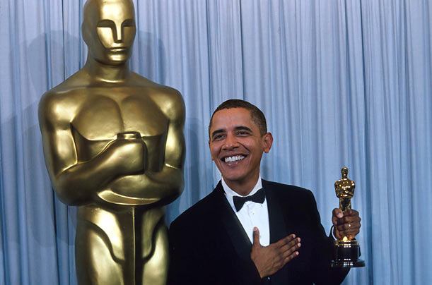E o Oscar vai para.....