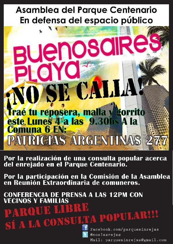 Parque Centenario: H...