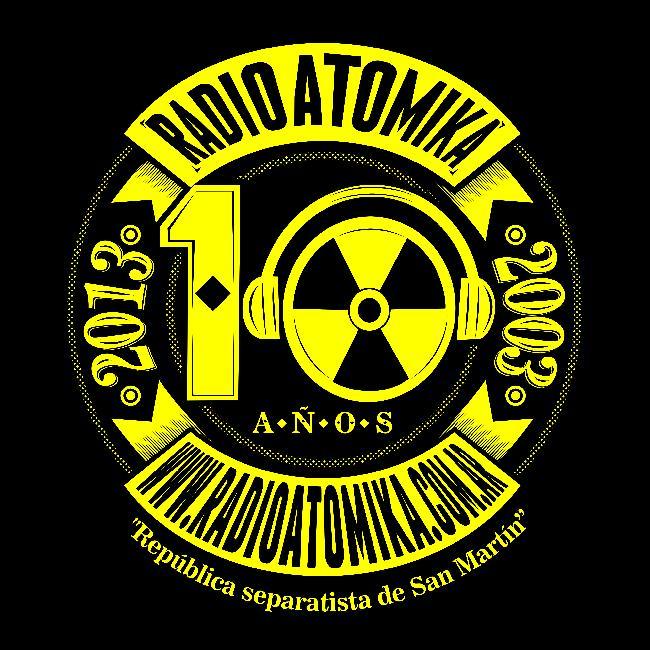 Radio Atomika 10 Año...