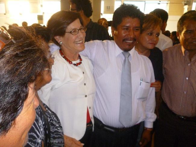 Perú: Humala en Pied...
