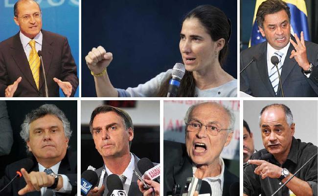 """Brasil: Quem é a """"tr..."""