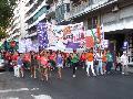 8 de Marzo: Marcha de la Multisectorial de Mujeres