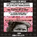 Homenaje a Mujeres Militantes de la Vida