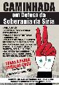 Frente �nica Anti-imperialista para derrotar a ofensiva dos rebeldes da OTAN contra S�ria!