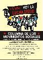 Movilizaci�n a 37 a�os del golpe! Sumate a la columna de los Movimientos Sociales!
