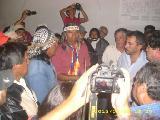El consejo de Carashe respaldo a la comunidad potae Napogna y su a su carashe Felix Diaz