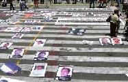 M�s de 26 mil desaparecidos en M�xico entre 2006 y 2012