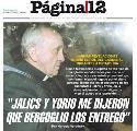 Jorge Bergoglio, acusado de entregar jesuitas a dictadura