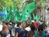 ATE Rosario reclama la continuidad del Plan de Lucha y Unidad de acci�n