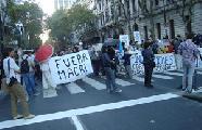 """Destaque """"Contra las pol�ticas macristas"""" (21/4)"""