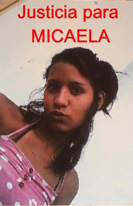 Tigre: marcha por el asesinato de una joven