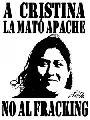 A un mes de la muerte de Cristina Linkopan Logko de Gelay CO