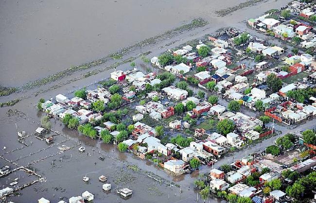 La urbanización irre...