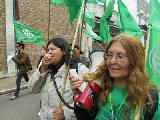 Las mujeres y su rol protag�nico en las luchas obreras