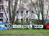 Represi�n en el Borda: �con topadoras e infanter�a para instalar un centro c�vico�