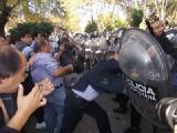 Paro Nacional de ATE tras la violenta represi�n de Macri en el Hospital Borda