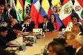 Presidentes de Unasur se re�nen en Lima en respaldo a Nicol�s Maduro