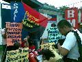 militantes en Filipinas