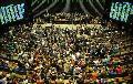 Ind�genas brasile�os ocuparon el Congreso en una protesta territorial