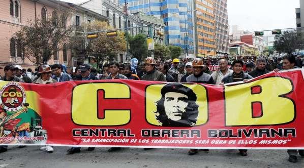 Bolivia: Gobierno de...