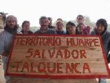 En San Juan, alrededor de 750 ind�genas viven en 4 comunidades