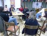 La comunidad ind�gena insiste con el reclamo de los terrenos para viviendas
