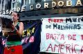 Todos contra Monsanto, s�mbolo del agronegocio