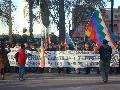 Segunda ronda de pueblos originarios en Plaza de Mayo