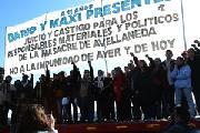 """""""Poner en pie una Argentina donde no haya impunidad, ni hambre, ni saqueo, ni explota"""