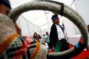 Comunidad mapuche de Temuco acus� que aeropuerto se est� construyendo sobre cementerio