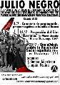 Julio Negro: A 77 a�os de la Revoluci�n Espa�ola los anarquistas seguimos luchando...