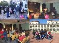 Alumnos de la Comunidad Originaria Ingamana de Catamarca recorrieron Buenos Aires