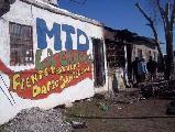 Incendiaron centro comunitario del FPDS en Quilmes